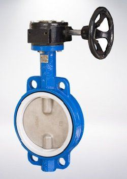 AUTOMA Butterfly Valve (PTFE Seat #ACT/ACU)