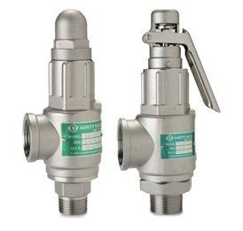 AUTOMA S/Steel Safety Valve