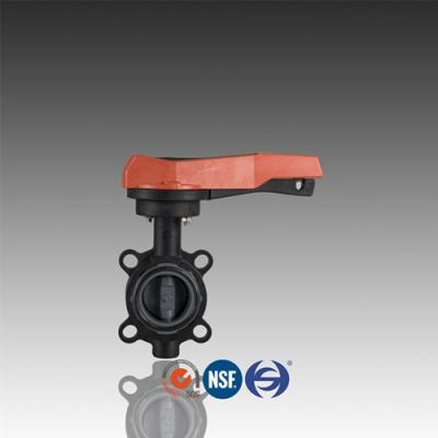 HS PP Butterfly Valve
