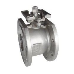 AUTOMA WAFER BALL VALVE PN16 ISO 5211 MOUNTING #AT128