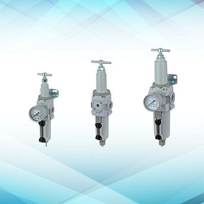 HIGH PRESSURE FILTER-REGULATOR (SAW)
