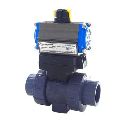 HS UPVC TRUE UNION BALL VALVE ASTM ANSI STD #A2HS1