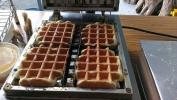 Fresco Square Waffle Machine FR-2206 Waffle Machine