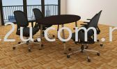 V-Adjustable Series Meeting Table Meeting Table Conference & Discussion Desk