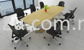 Drum-Series Meeting Table Discussion Table Conference & Discussion Desk