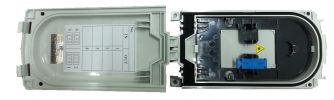 Fiber Panel Box  Fiber To The Home (FTTH) Fiber Optic Components