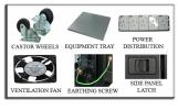 """42U Floor Stand Server Rack 19"""" Panel Mounting Floor Stand Floor Stand Series GROW V"""