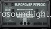 Behringer-EURODESK PMP2000 Behringer Mixer