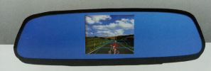 Reverse camera monitor screen with mirror LCD Parking Video System Car Accessories
