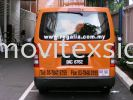 Van for document delivery advertisement   V06 (click for more detail) Van Vehicle Advertising