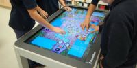 ActivTable Promethean Interactive Table