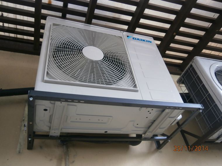 DAIKIN 2.5HP FT25LV1L(G1)/R25CV1 AIR-CONDITIONER INSTALLATION