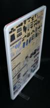17232-Centre Frame Stand Clip-2PCS(FRAME)K29 POP CLIP & STAND