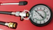 Compression Tester Kit  ID008860 Engine / Undercarriage Series Garage (Workshop)