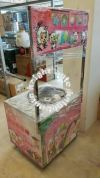 Gas Cotton Candy Floss Machine with Cabinet (YB-660) ID339133  Cotton Candy Food Machine & Kitchen Ware