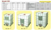IBC Model MX  MX  Intermiediate Bulk Container