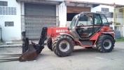 MANITOU MHT860 Ex-work Johor  Telehandler Sale