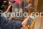Fluke 116 HVAC Multimeter with Temperature and Microamps FLUKE Digital Multimeter
