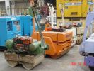 Mikasa , Tacom , Meiwa Walk Behind Roller Vibrating Roller Used Equipment
