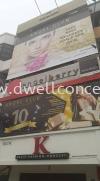 Angel Club Beauty & Wellness - Klang Bayu Perdana Banner (Inkjet Printing) Printing Service