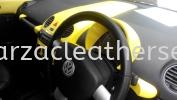 VOLKSWAGEN BEETLE INTERIOR SPRAY YELLOW Car Interior Design