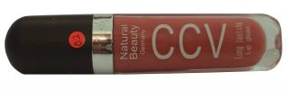CCV Natural Beauty Lip Gloss Carrot Colour (02) Lips Cosmetics