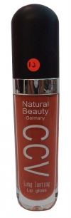 CCV Natural Beauty Lip Gloss Fire Orange Colour (12) Lips Cosmetics