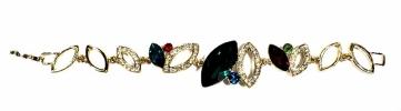 Colourful Stone Bracelet (Mix Colour) Bracelet Jewellery