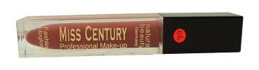 Miss Century Profesional Lip Gloss (Dark Brown) Lips Cosmetics