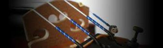 Violin strings - Warchal Brilliant Strings