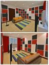Home Theatre  Acoustical System Home Theatre Acoustical System