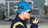 MSA ALTAIR® 2X Gas Detector, Glow-in-the-dark housing Portable Gas Detectors Gas Detection