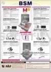 BSM M /G /SE /V Series BSM 自动门系统