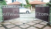 OAE Auto Gate System OAE Arm & Swing Gate