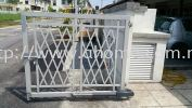 24VDC-Heavy Duty Dnor Arm & Swing Gate