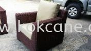 Rattan Sofa Display Rattan Sofa  Rattan Furniture