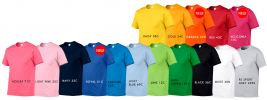 YOUTH T-SHIRT - 76000B Pure Cotton T-Shirt