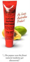 Lucas Papaw Ointment (25g) (BB) Ointment Lucas Papaw
