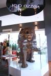 Vezzodor lion mockup Mockup