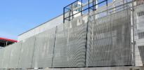 KE KE Series -  Anti-Climb / Anti-Cut Security Fence Galvanized Steel Fence