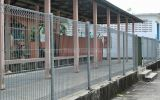 KB KB Series Galvanized Steel Fence