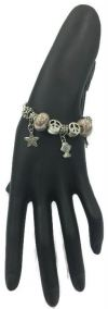 Yona Fashion Charm Bracelet (Brown) Bracelet Jewellery