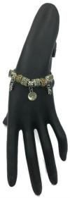 Yona Fashion Charm Stone Bracelet (Hazel) Bracelet Jewellery