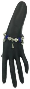 Yona Fashion Charm Stone Bracelet (Royal Blue) Bracelet Jewellery