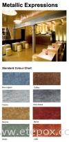 Metallic Epoxy Metallic Epoxy Flooring