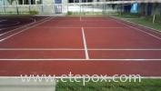 PU Sport Court Sport Court System