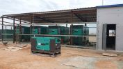 To supply and provide synchronisation for 4 unit 400kva Generator  4 x 400kVa Generators Project References