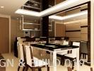 Condo Design @ Flora Resident, One South, Seri Kembangan, Malaysia Condo / Apartment Interior Design Residential Design