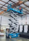 GS3246 Scissor Lift - 12 meter Battery Genie Scissor Lift