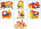 Haenim Kiddy Big Block Plus 92/set  Jumbo Blocks  Manipulative Toys